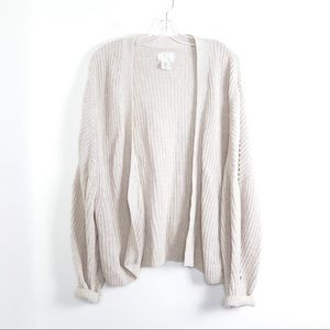 Ruby Moon oversized slouchy knit boho fits S M L X